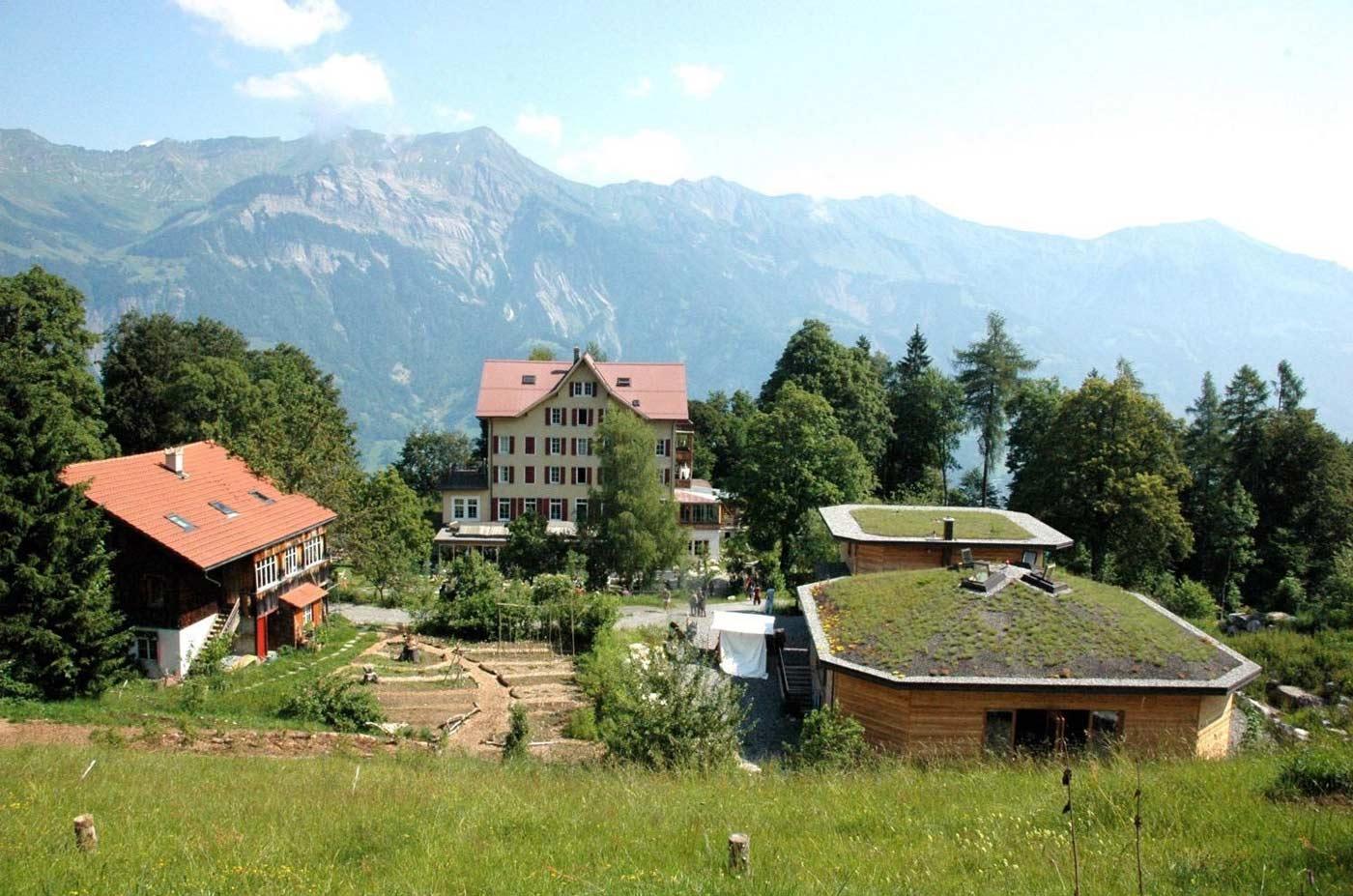 Bhakti Bliss Fest Switzerland Schweibenalp