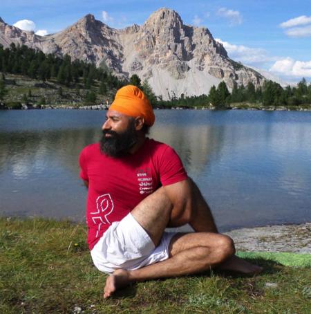 Bhakti Bliss Fest Switzerland Gurdeepak Singh