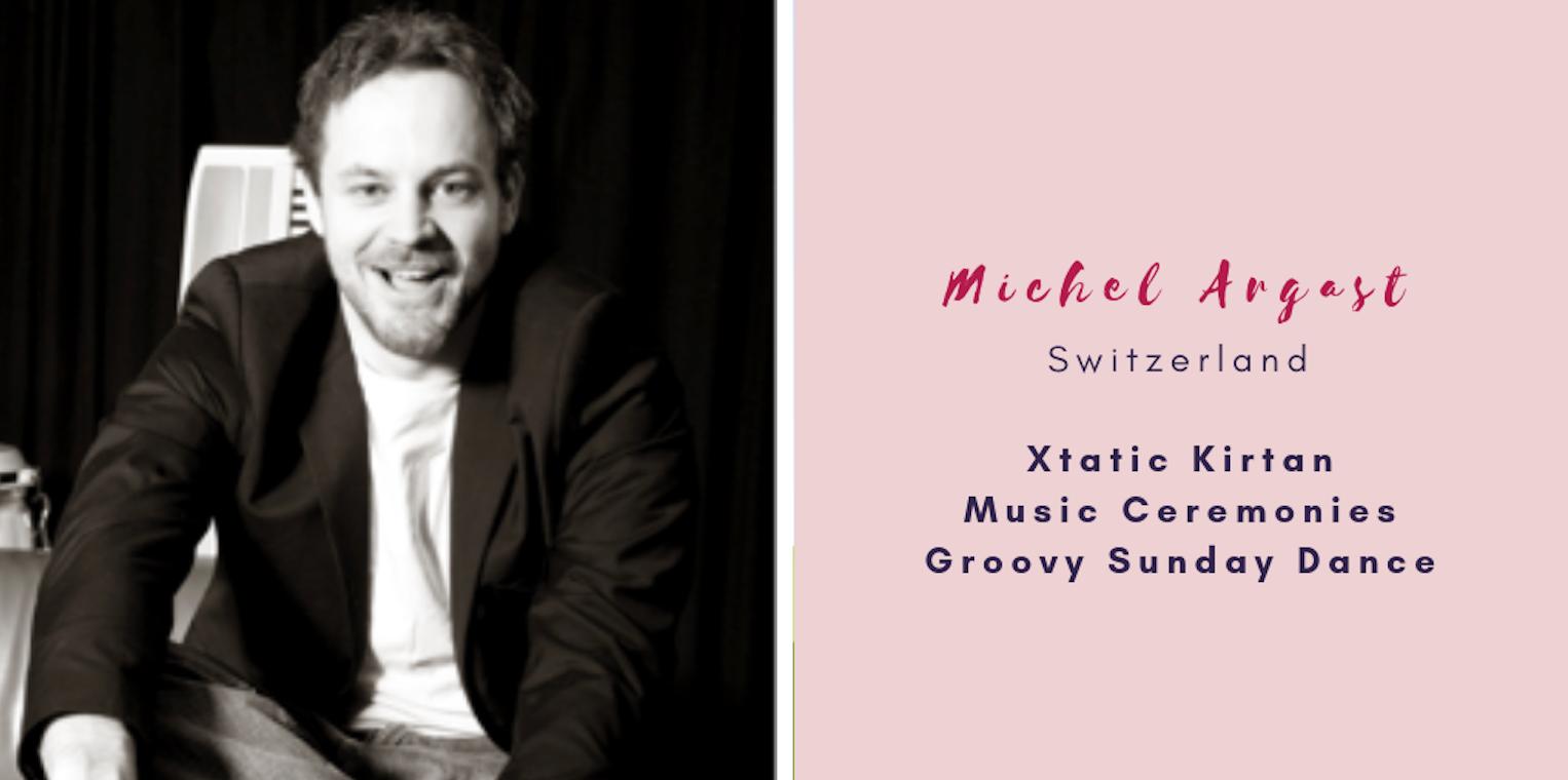 Bhakti Bliss Fest Switzerland Michel Argast