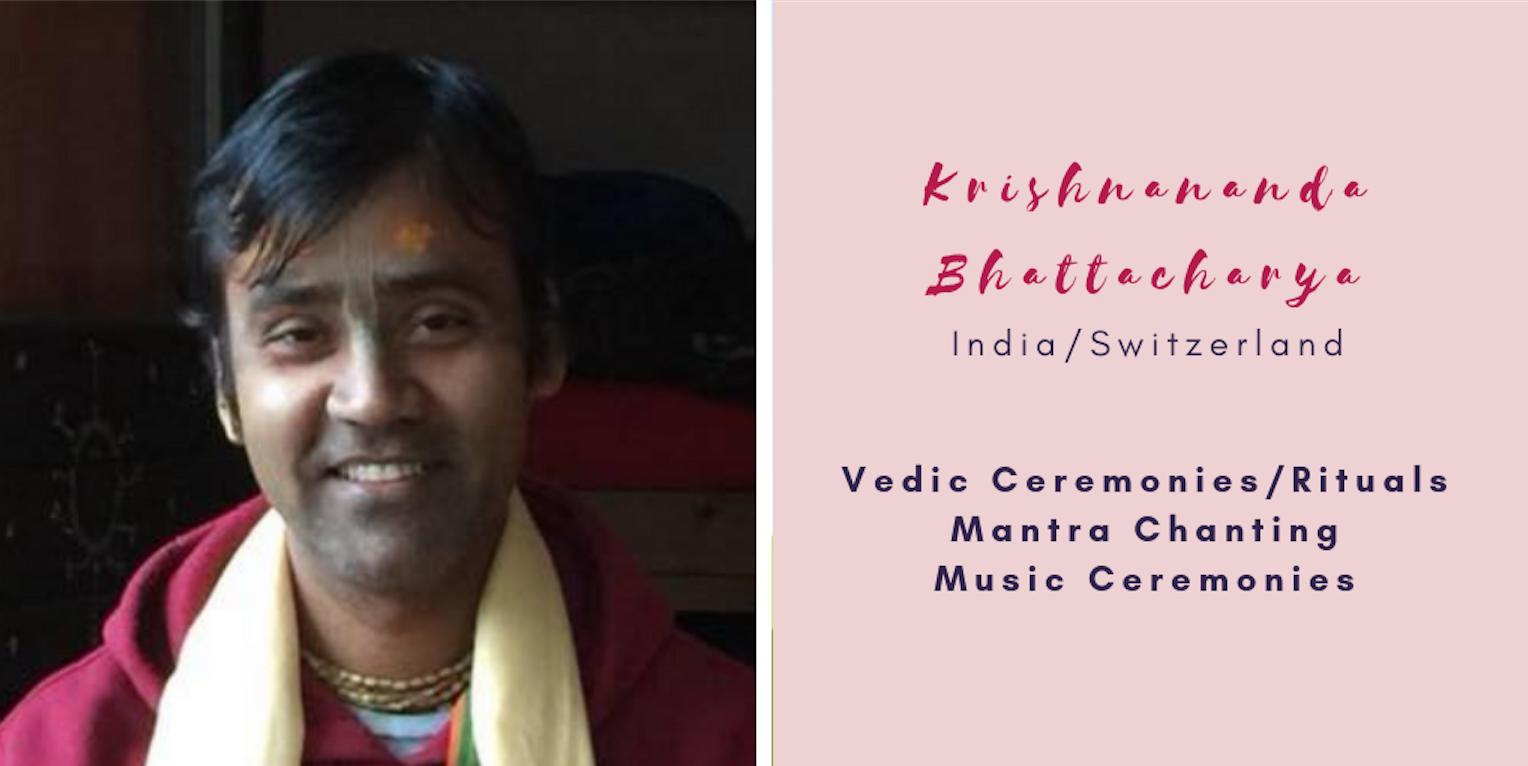 Bhakti Bliss Fest Switzerland Krishnananda Bhattacharya